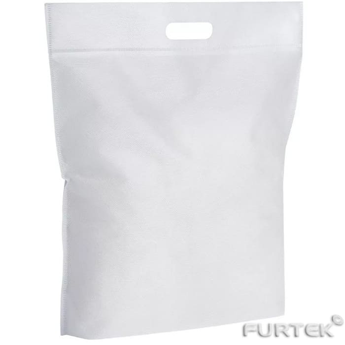 пакеты из спанбонда белые