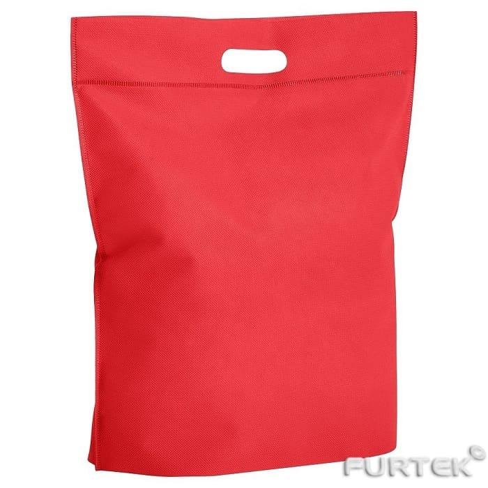 пакеты из спанбонда красные