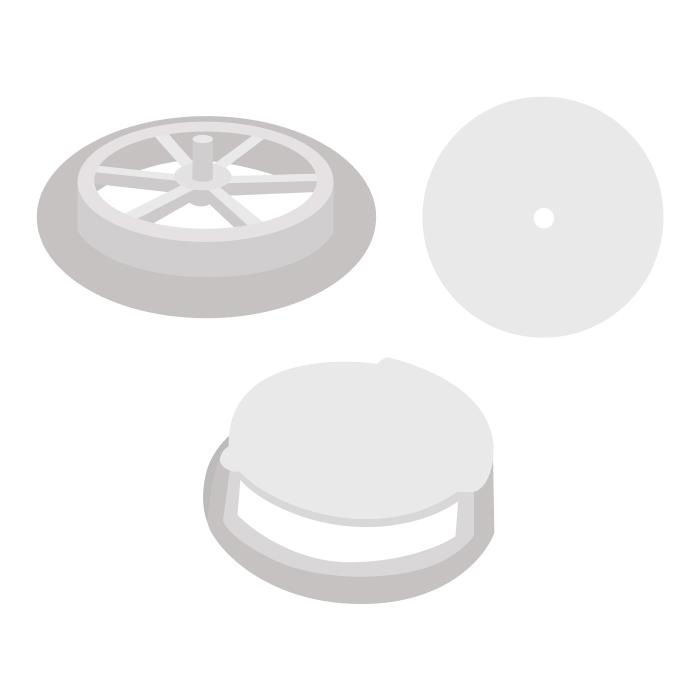 Клапан респиратора 03 (приварной)