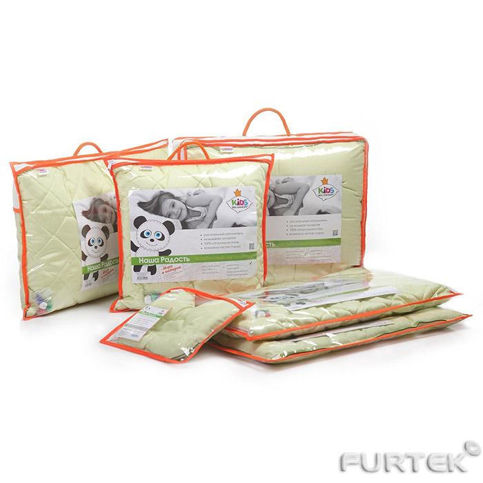 Разные упаковки для одеяла и подушек