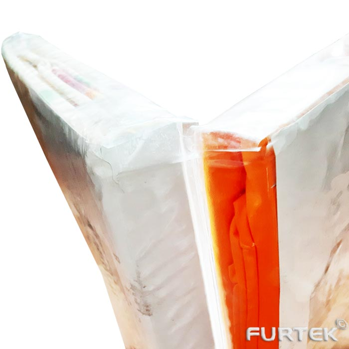 Постельное белье в упаковке пакет-книжка