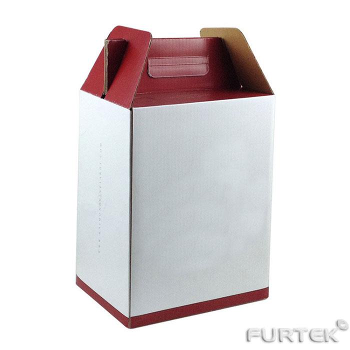 Печать на картонных коробках. Картонные коробки с офсетной печатью. Коробка типа ласточкин хвост с красной печатью