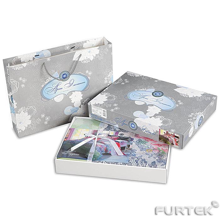 Полиграфические вкладыши в упаковку для постельного белья