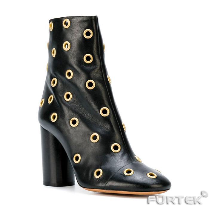 Обувь с Люверсами