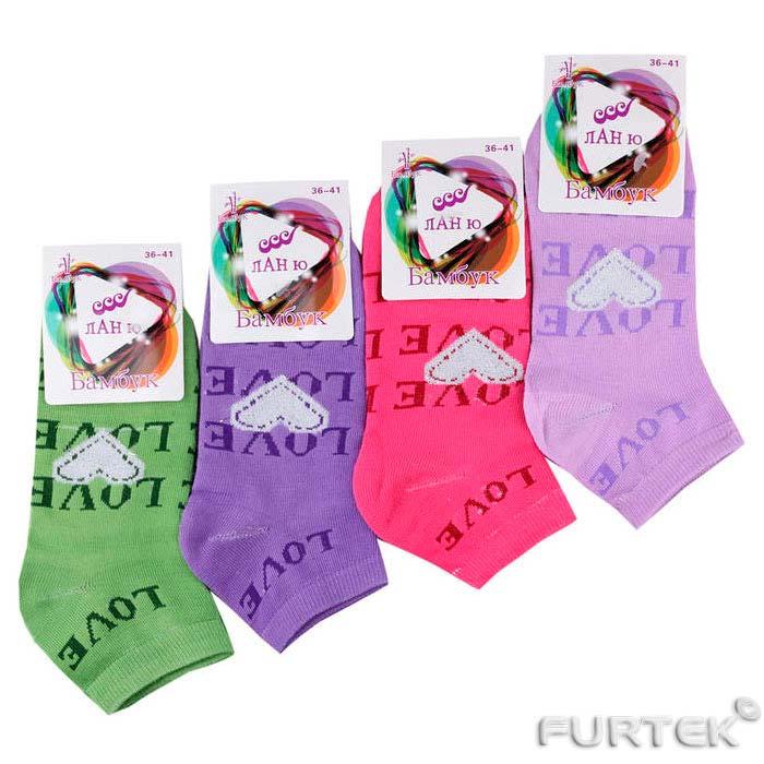 Бирки для носков с цифровой печатью и тиснением фольгой