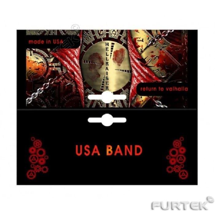 Картонные бирки хеддеры Usa Band