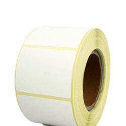 Термоэтикетки без печати в рулонах