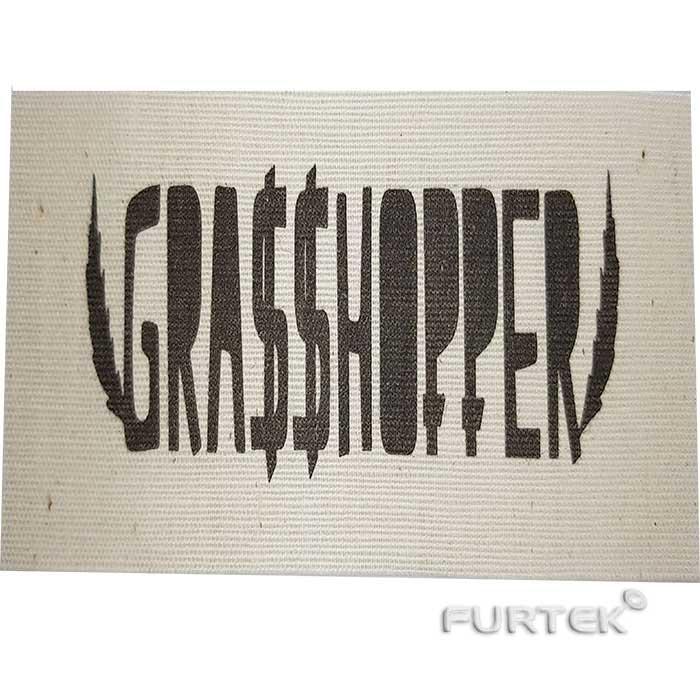 Хлопковая этикетка Gra$$hopper фото