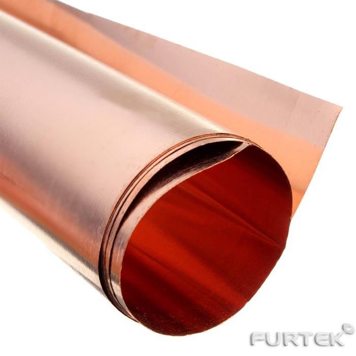 Фольга коричневая металлизированная для горячего тиснения.