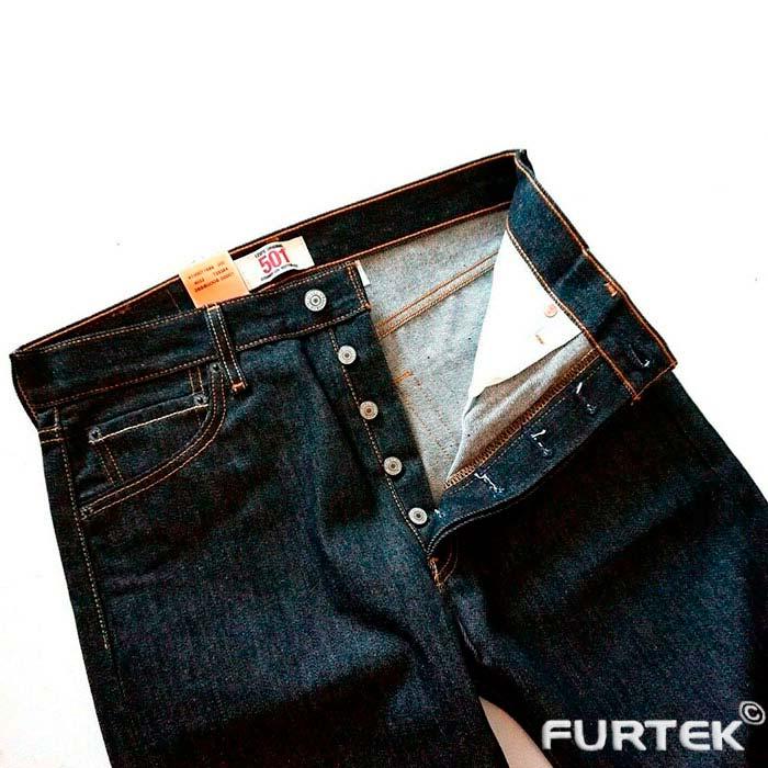 Гульфик на джинсах