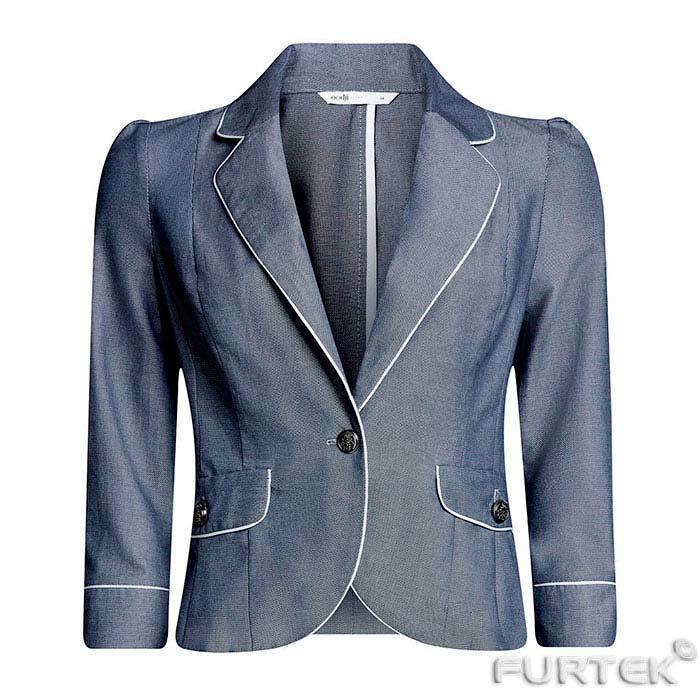 Кант на пиджаке