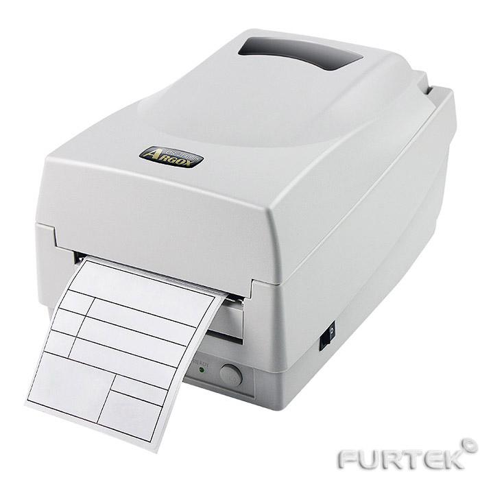 Термотрансферный принтер Argox OS-214TT печать этикеток