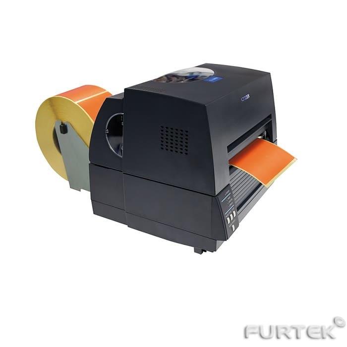 Печать на термотрансферном принтере Citizen CL-S621