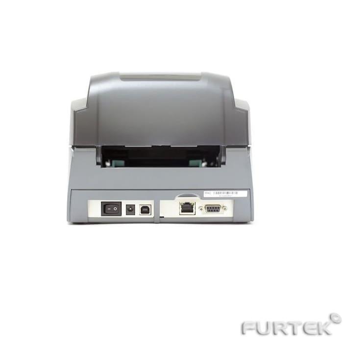 Термотрансферный принтер Godex G300 вид сзади