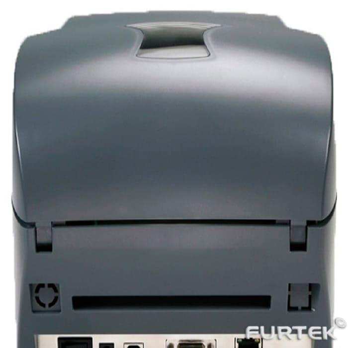 Godex G 500 термотрансферный принтер вид сзади