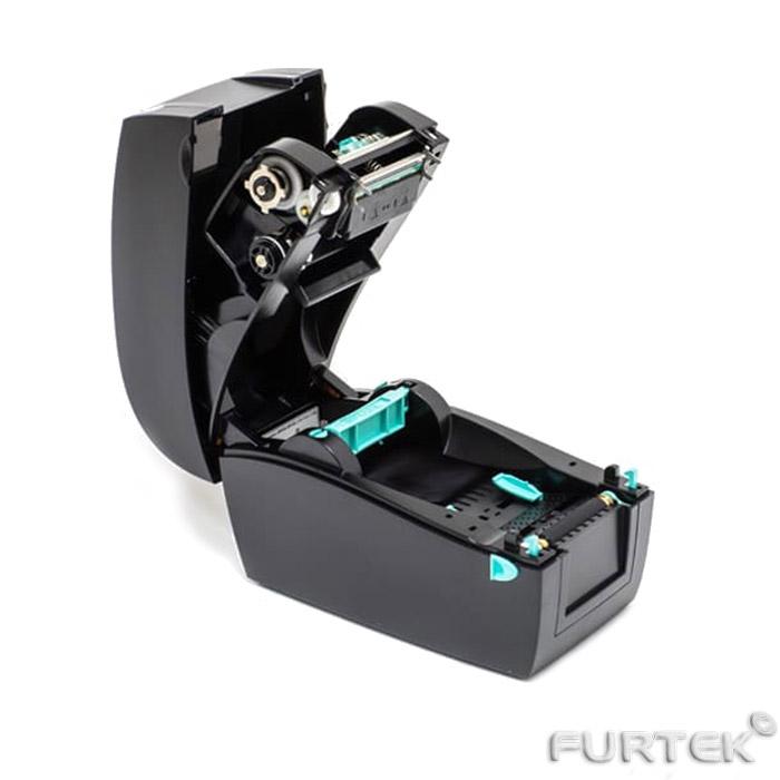 Термотрансферный принтер Godex RT200 вид сбоку