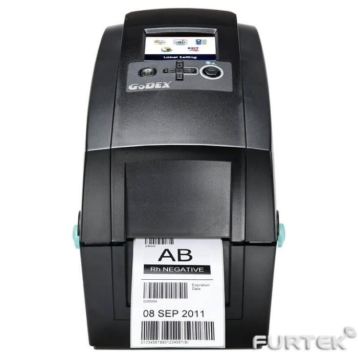 Godex RT200 термотрансферный принтер