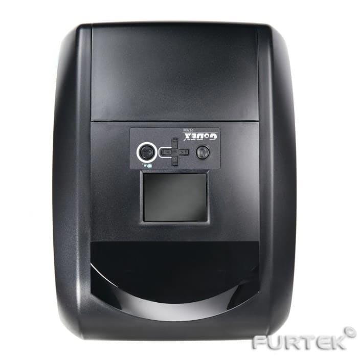Godex RT 700 печать на термотрансферном принтере