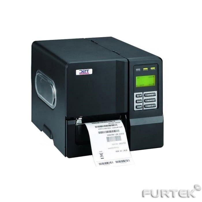 Термотрансферный принтер TSC ME240 черного цвета
