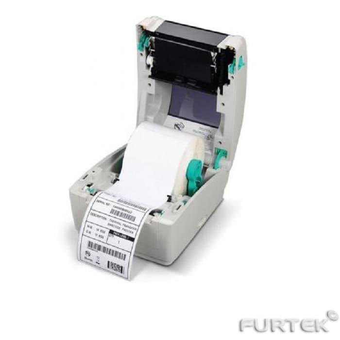Термотрансферный принтер TSC TC210 с LCD белый