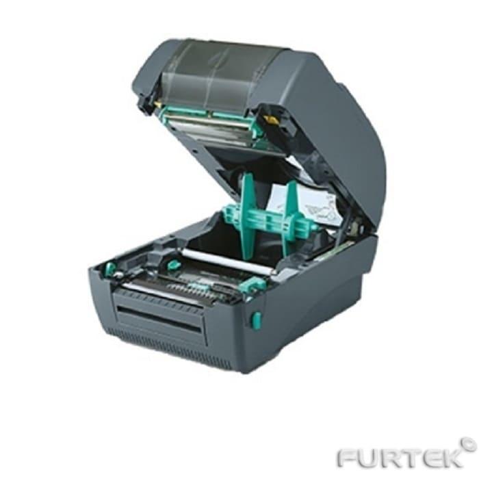 принтер TSC TTP 345 открытый