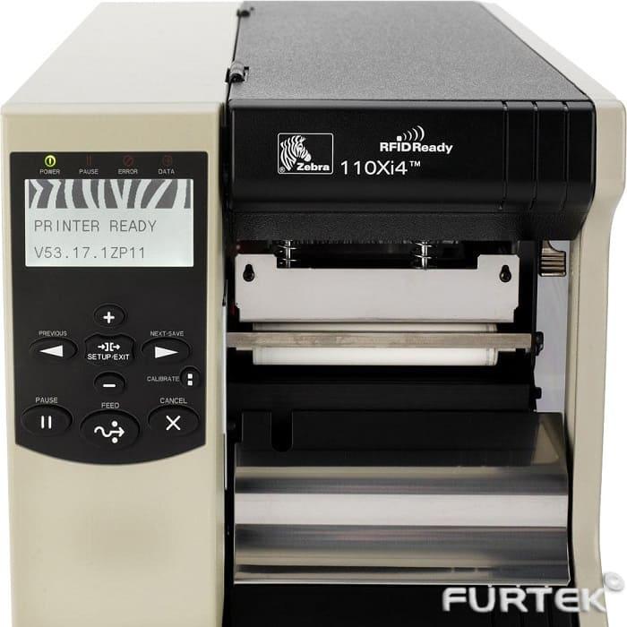 Термотрансферный принтер Zebra 110Xi4 купить оптом
