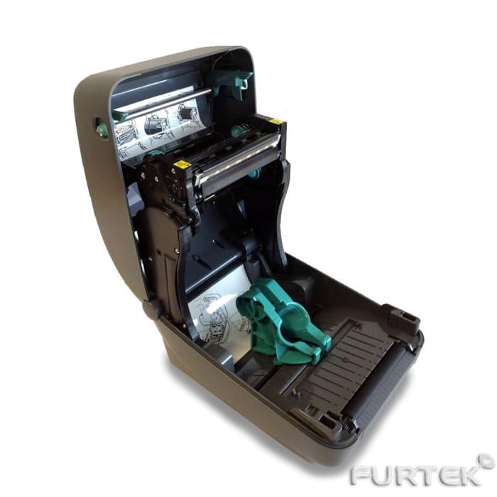 Термотрансферный принтер Zebra GK-420d открытый