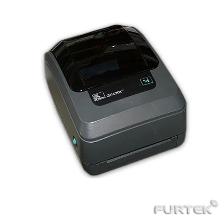 Термотрансферный принтер этикеток Zebra GX420t