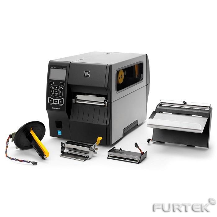 Термотрансферный принтер Zebra ZT420 и аксессуары к нему