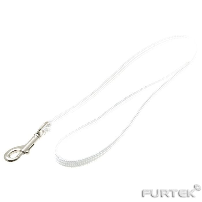 Белый нейлоновый шнур