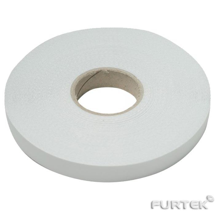 Нейлоновая лента универсальная в рулоне белого цвета 200 м