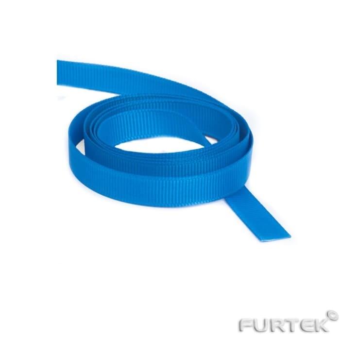 Синяя прорезиренная нейлоновая лента шириной 45 мм