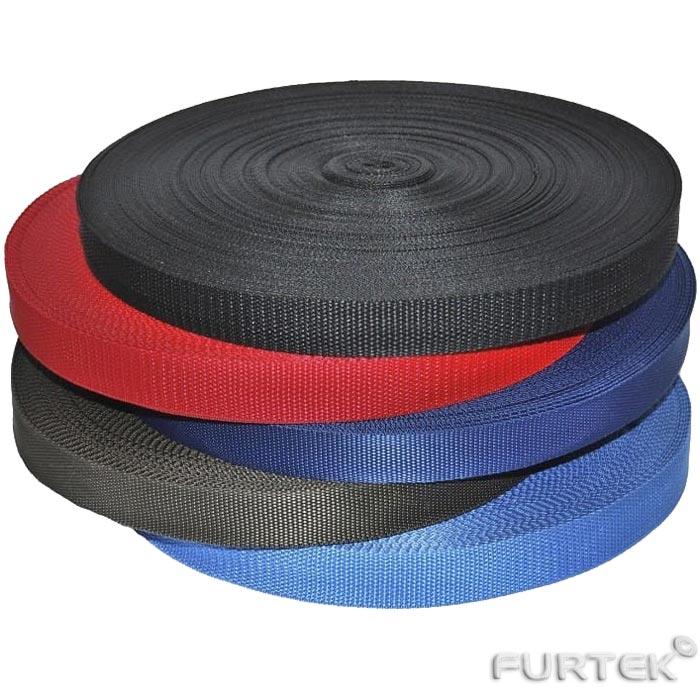 Ременные окантовочные ленты разных цветов