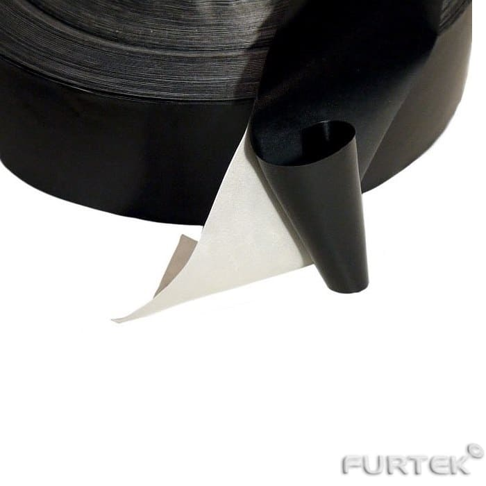 Клеевая текстильная лента черная марки PS-961 N