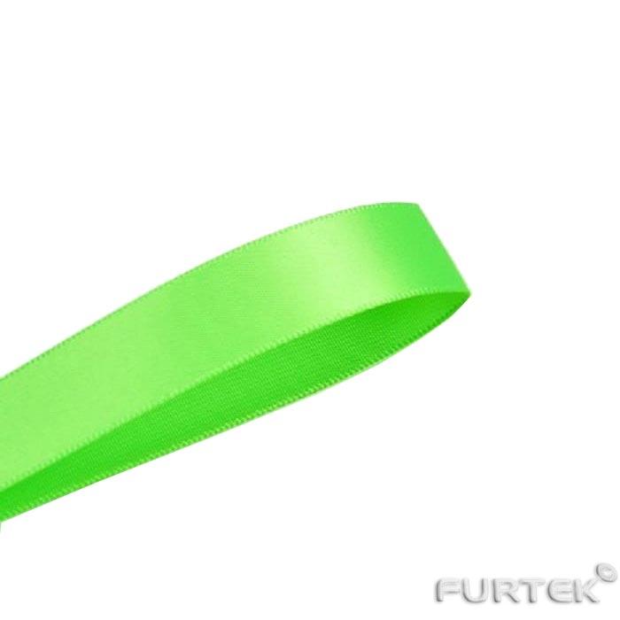Лента сатиновая зеленая продается в рулонах 100, 200 и 400 м