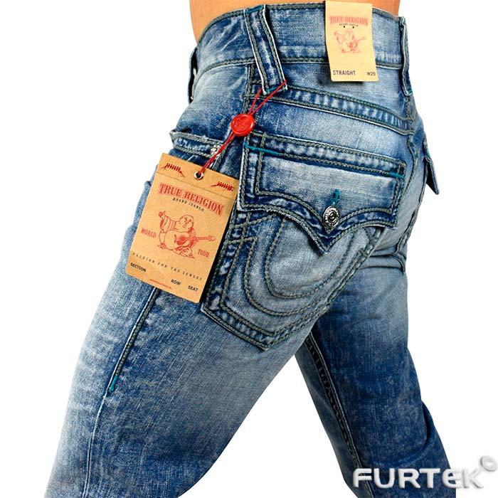 Картонные бирках на джинсах