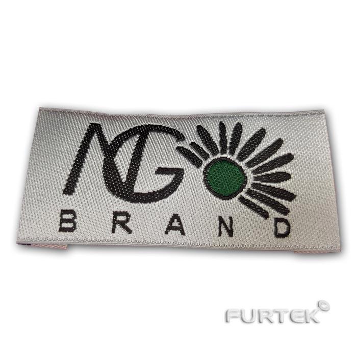 Жаккардовые этикетки NG Brand фото
