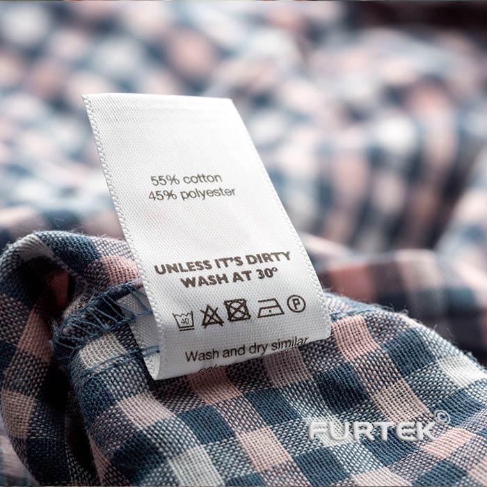 Нейлоновый ярлык для одежды